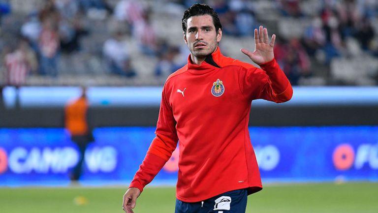 Pollo Briseño estuvo dispuesto a perderse nacimiento de su hija por jugar con Chivas