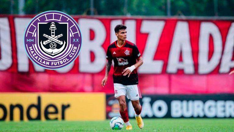 Mazatlán FC: Flamengo presta a Richard Ríos por un año a los cañoneros