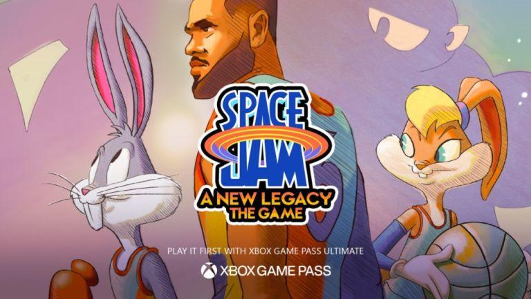 Space Jam A New Legacy The Game se estrenará en Game Pass Ultimate