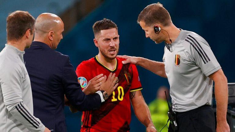 Eurocopa 2020: Eden Hazard y Kevin De Bruyne en duda para juego ante Italia