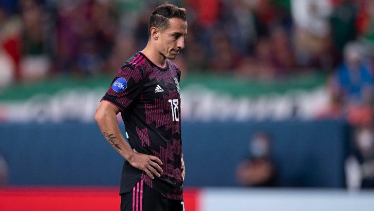 Selección Mexicana: Andrés Guardado, baja para la Copa Oro