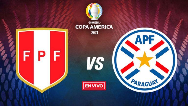EN VIVO Y EN DIRECTO: Perú vs Paraguay Copa América Cuartos de Final