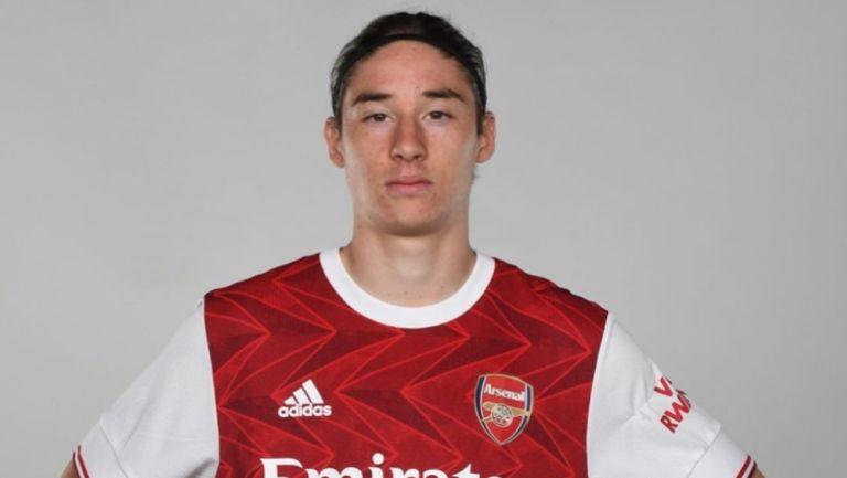 Marcelo Flores milita en el Arsenal