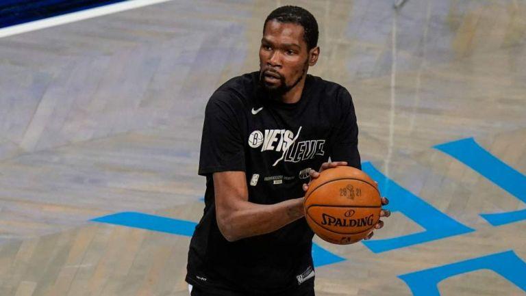 Kevin Durant en partido