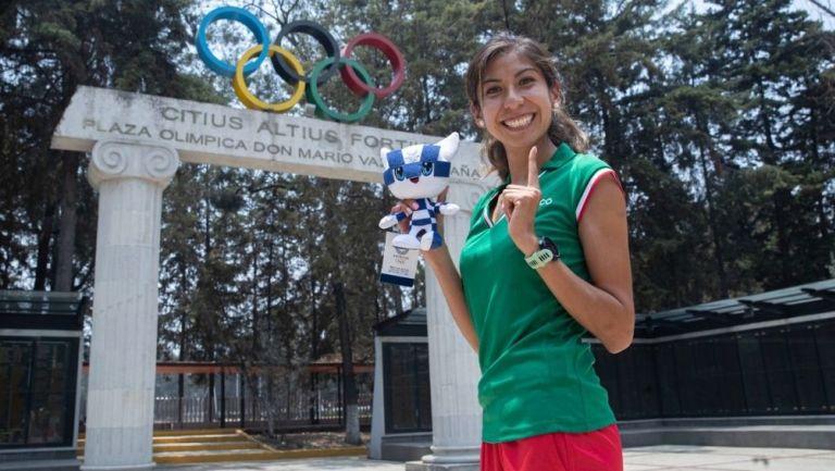 Andrea Ramírez competirá en maratón