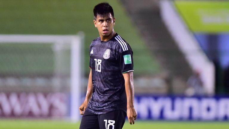 Jonathan Dos Santos: 'Efraín Álvarez será un jugador necesario para Selección Mexicana'