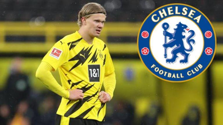 Erling Haaland: Chelsea sería el nuevo club del delantero, según medios ingleses