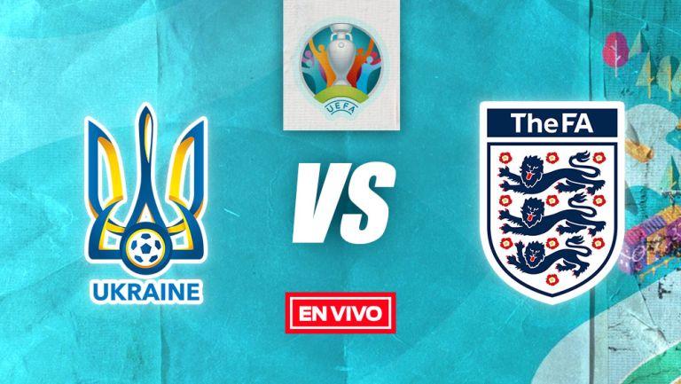 EN VIVO Y EN DIRECTO: Ucrania vs Inglaterra