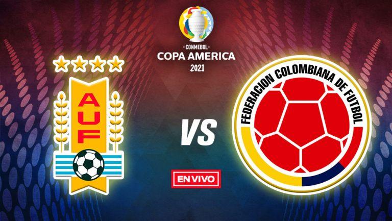 EN VIVO Y EN DIRECTO: Uruguay vs Colombia