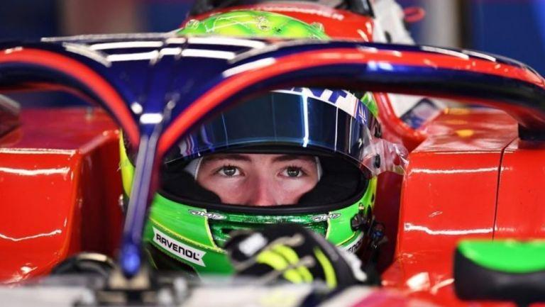 Piloto alemán de la F3 David Schumacher