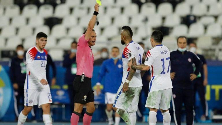 Vidal reclama a Loustau