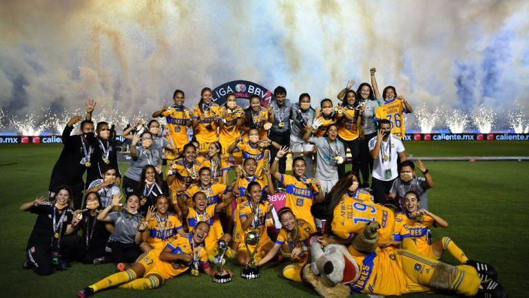 Liga MX Femenil reveló el calendario del AP2021