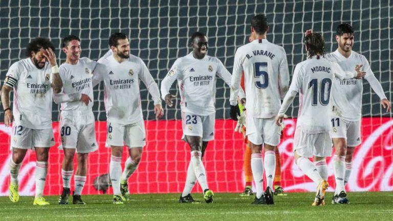 Carlo Ancelotti en las instalaciones del Real Madrid