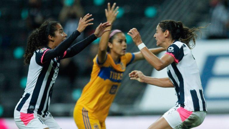 El Clásico Regio en la Liga MX Femenil