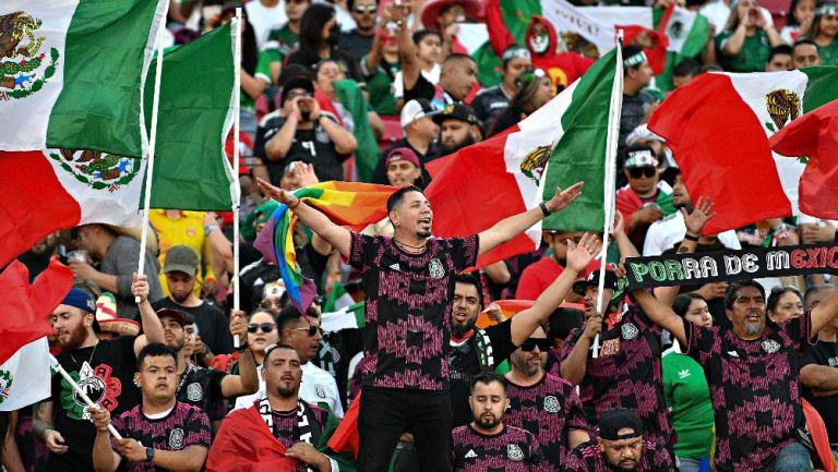 Selección Mexicana: Juego ante Nigeria, con récord de asistencia tras la pandemia en California