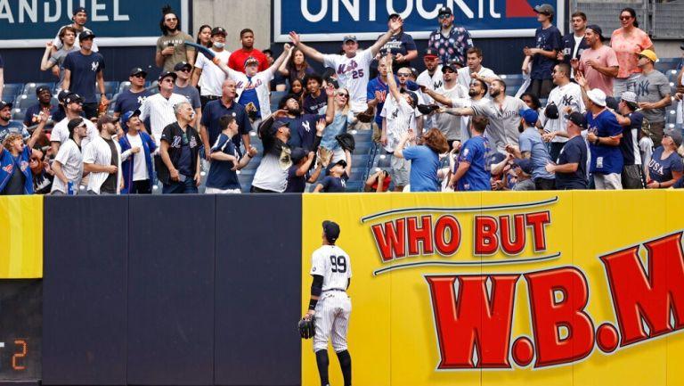 Yankees: Aficionado de Mets colaboró en triunfo de su equipo en la Serie del Subway