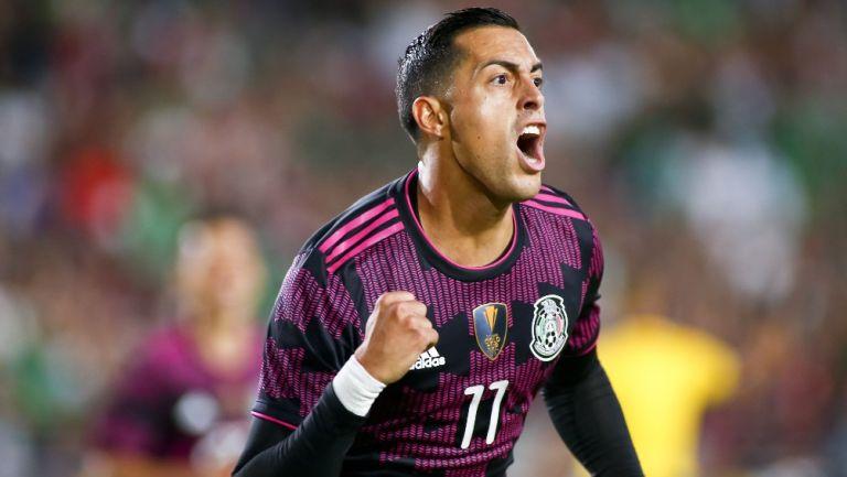Selección Mexicana: Humilló a Nigeria en debut goleador de Rogelio Funes Mori