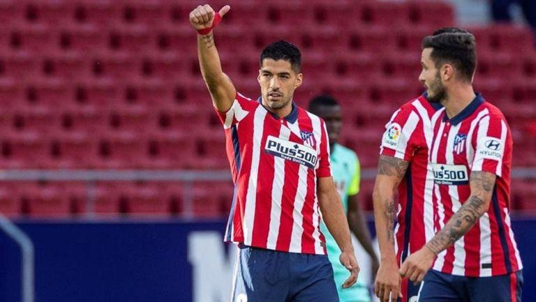Atlético de Madrid presentó sus nuevos uniformes para la próxima temporada