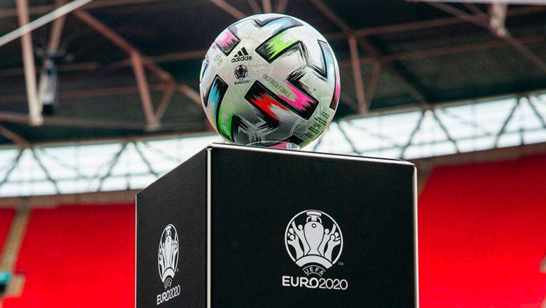 Eurocopa 2021: 'Uniforia Finale', el balón para Semifinales y la Final