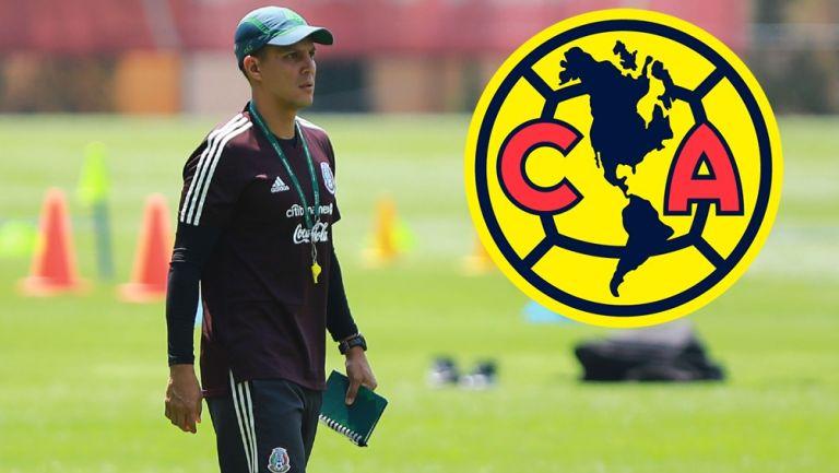 América: Diego Ramírez será nuevo director de desarrollo deportivo azulcrema