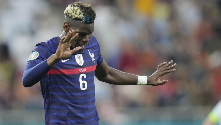 Francia: Revelan discusión entre Pogba y Pavard tras eliminación ante Suiza