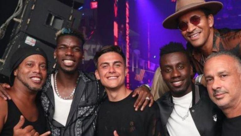 Ronaldinho, Pogba, Dybala, Matuidi y compañía en Miami
