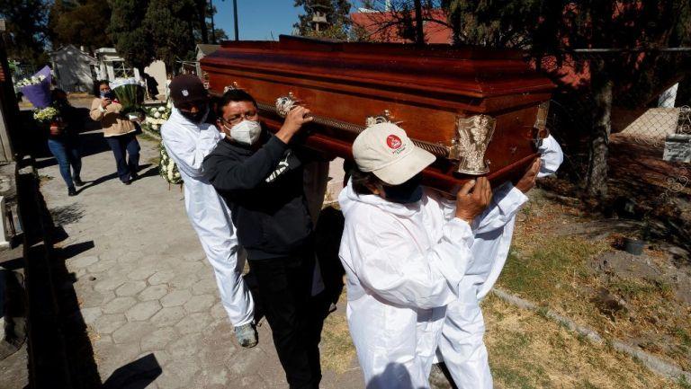 México registró 7 mil 989 nuevos casos de covid-19; muertes sumaron 269
