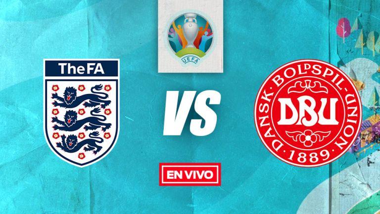 EN VIVO Y EN DIRECTO: Inglaterra vs Dinamarca