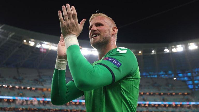 Eurocopa 2020: Kasper Schmeichel se burló de Inglaterra por no llegar antes a una Final de Euro