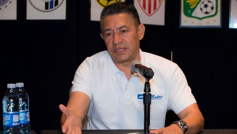 Nacho Ambriz sobre dirigir al Huesca: 'Es la oportunidad que buscaba'