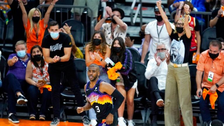 NBA Finals: Phoenix tomó ventaja ante Milwaukee con destacada actuación de Chris Paul