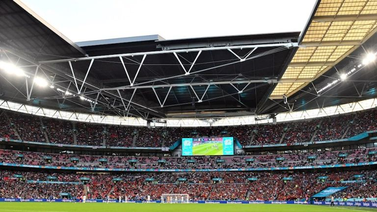 Wembley albergará la Final de la Eurocopa 2020