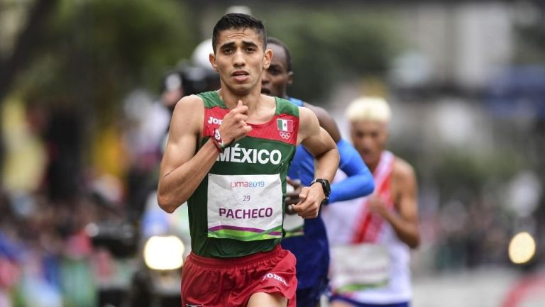 Pacheco en los Panamericanos de Lima