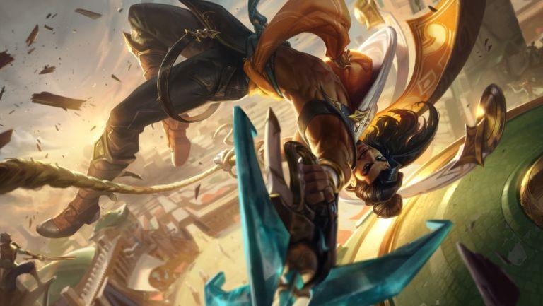Akshan, nuevo campeón de League of Legends