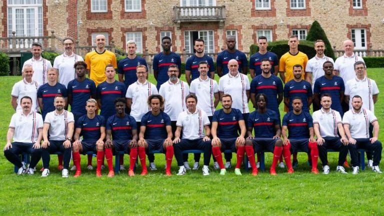 Equipo de Francia para Juegos Olímpicos