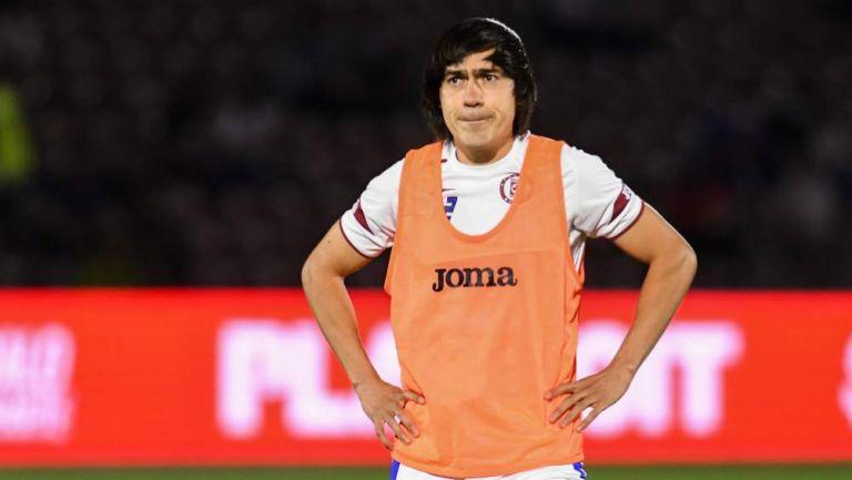 Shaggy Martínez en partido