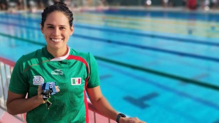 Melissa Rodríguez en la Copa UANA 2020