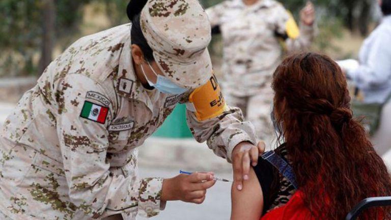 Campaña de vacunación contra el Covid-19 en Baja California