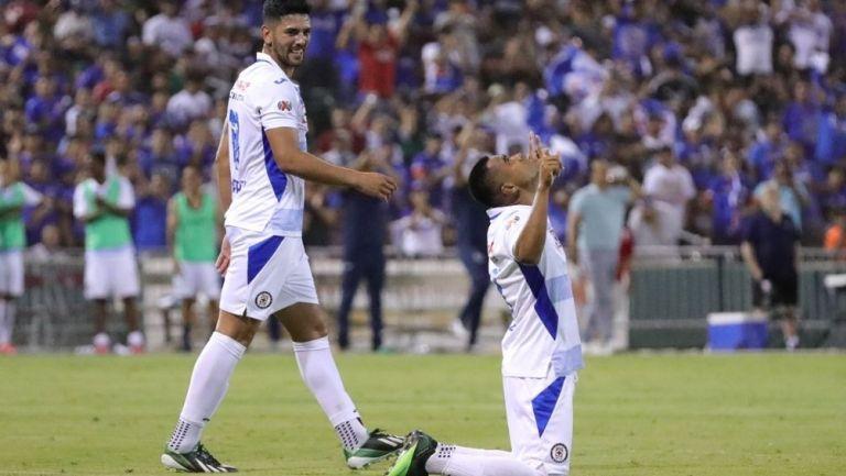 Cruz Azul venció a Pachuca
