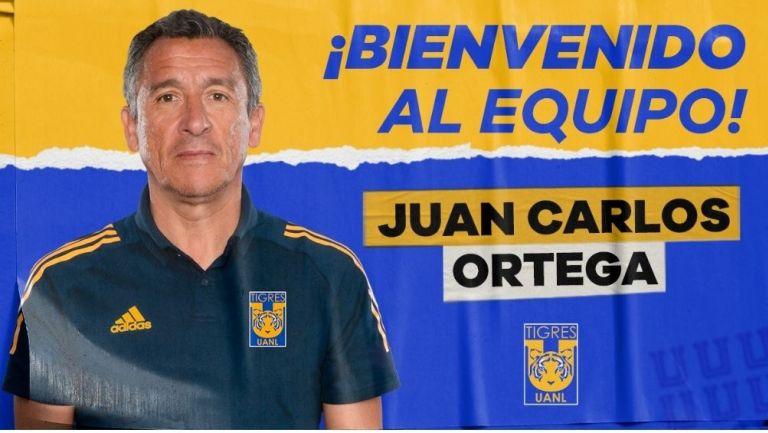 Ortega fue presentado con los Tigres