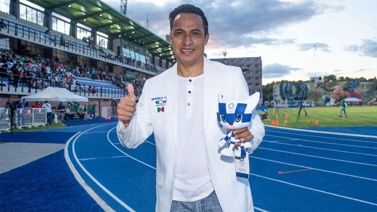 El entrenador Enrique Hernández busca cumplir sus sueños