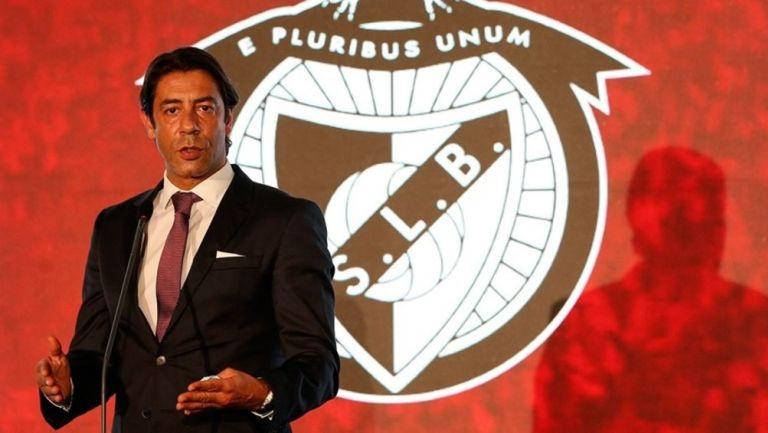 Rui Costa es el nuevo presidente del Benfica