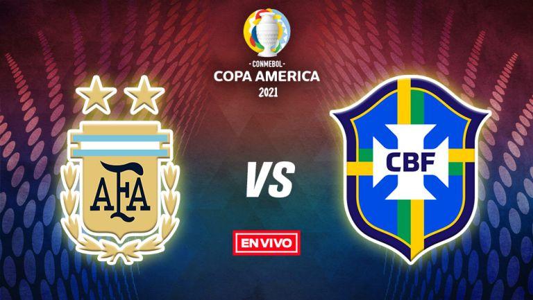 EN VIVO Y EN DIRECTO: Argentina vs Brasil