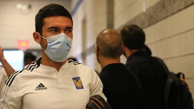 Juan Pablo Vigón: 'No sé qué jugador no quisiera llegar a Tigres'