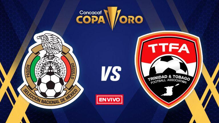 EN VIVO Y EN DIRECTO: México vs Trinidad y Tobago