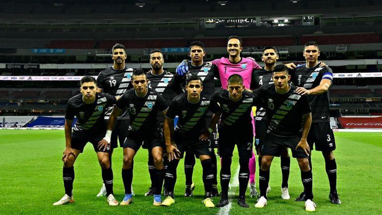 Guatemala fue invitado a la Copa Oro de último momento