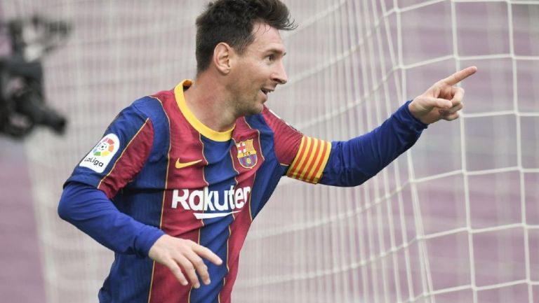 Lionel Messi continuará en el Barcelona