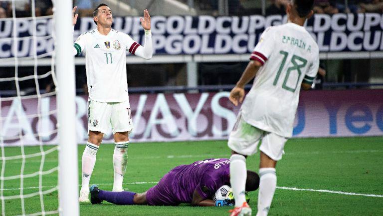 Selección Mexicana: Empató con Trinidad y Tobago en debut de Copa Oro