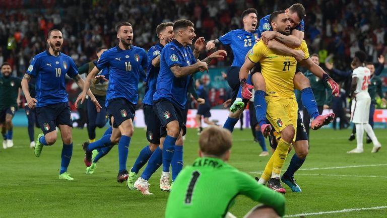 Cruz Azul tras campeonato de Italia en la Euro: 'Siempre apuéstale al Azul'