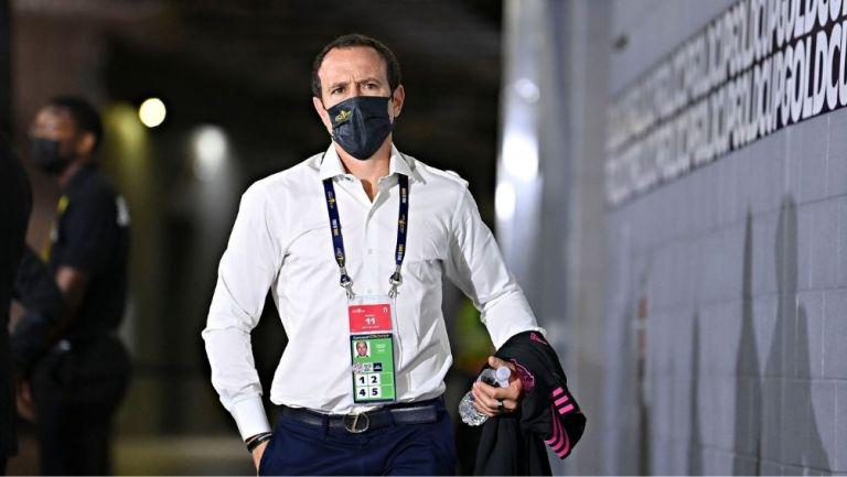Torrado, director deportivo de la FMF